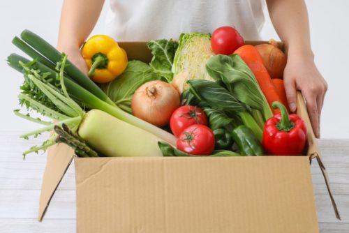 旬な野菜をお取り寄せ